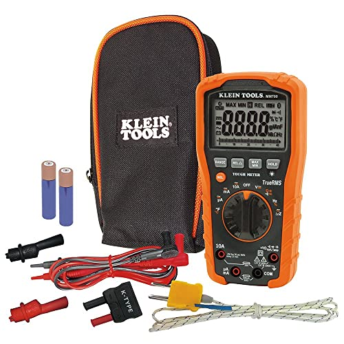 Best Multimeter For Electronics Technician: Klein Tools MM700 Review