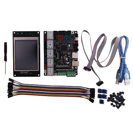 CUHAWUDBA Impresora 3D MKS SGEN L Placa Madre de 32 bits Placa + ...