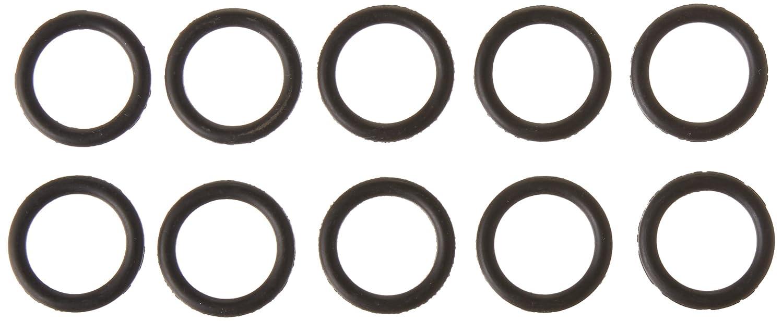 Guarnizione Olio O-Ring;Materiale Sourcingmap Gomma 10 Pezzi