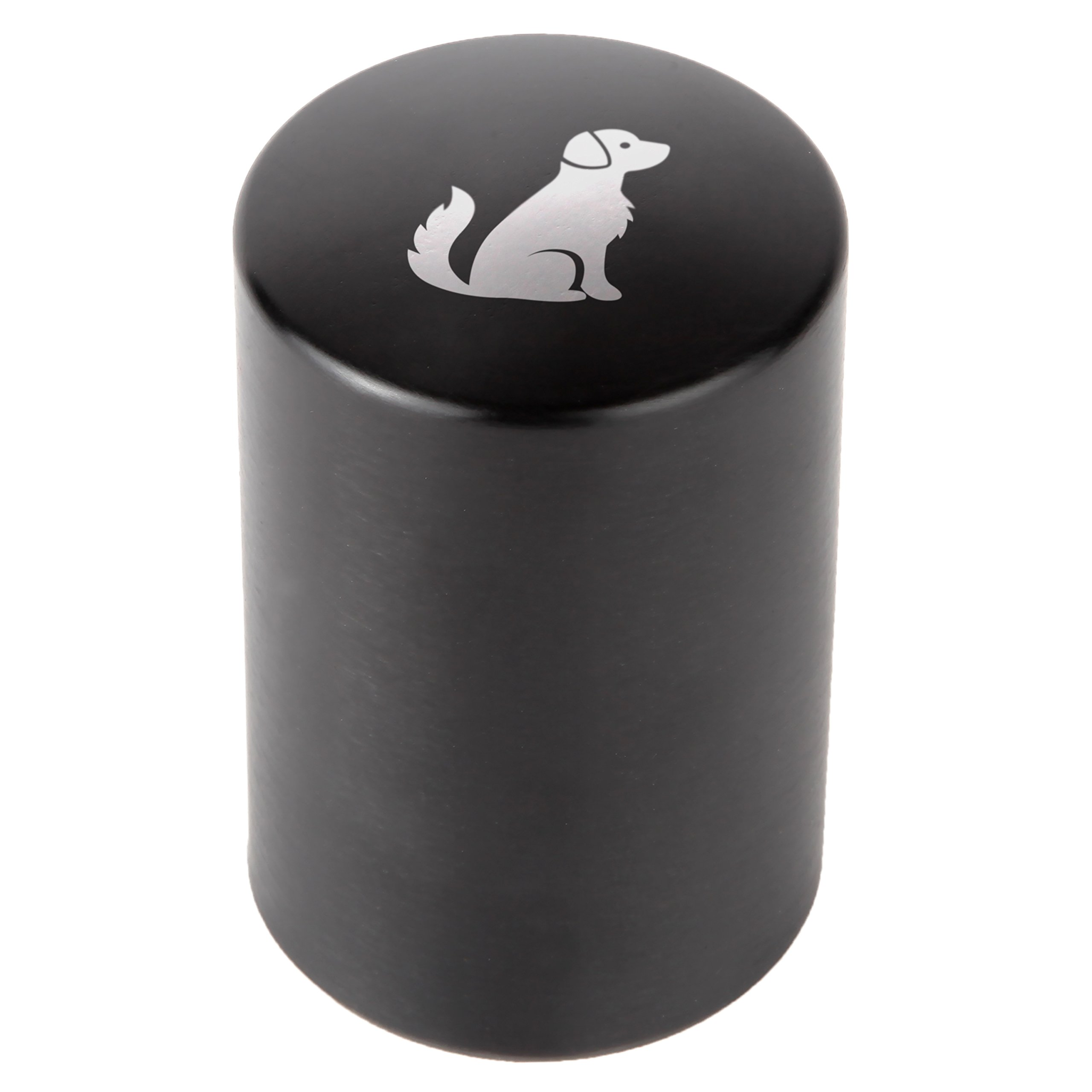 Golden Retriever Automatic Bottle Opener - Laser Etched Design - Bottle Opener With Catcher - Fast Bottle Opener For Parties, Events Or Everyday Use