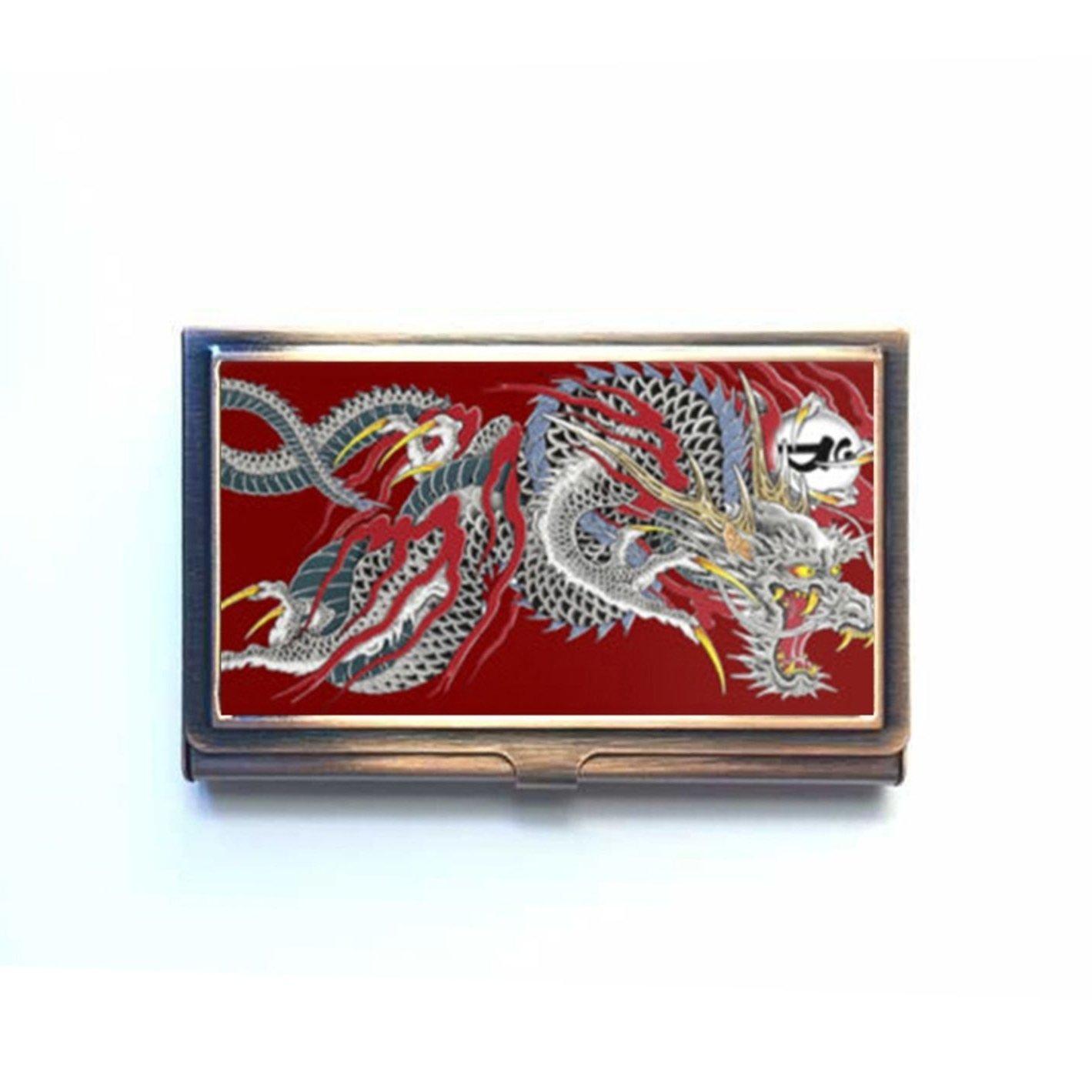 S2104 Yakuza dragón tatuaje personalizado bronce único negocio de ...