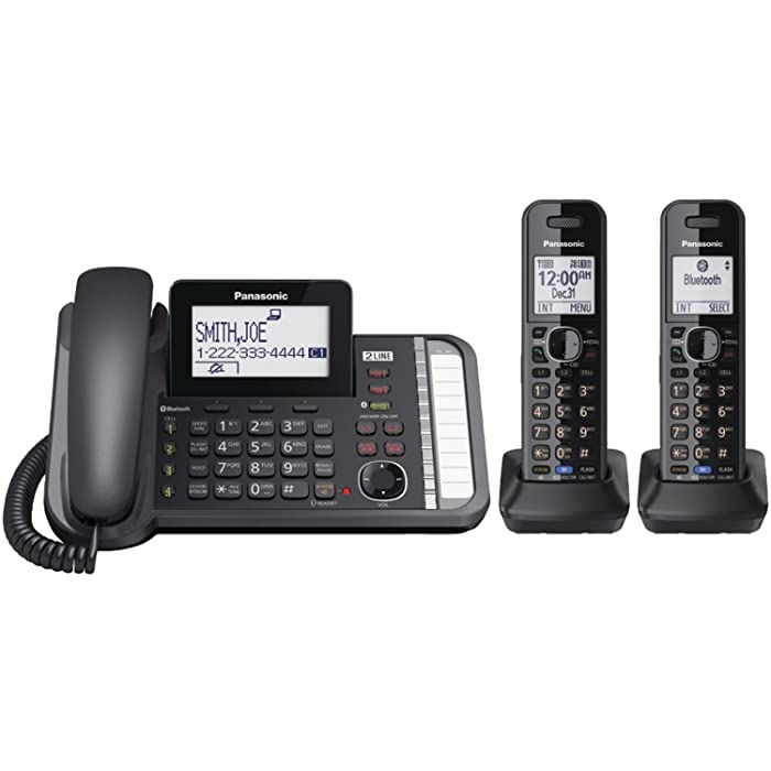 The Best Corded Home Phone Office Kxt886