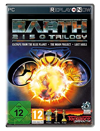 earth 2150 review