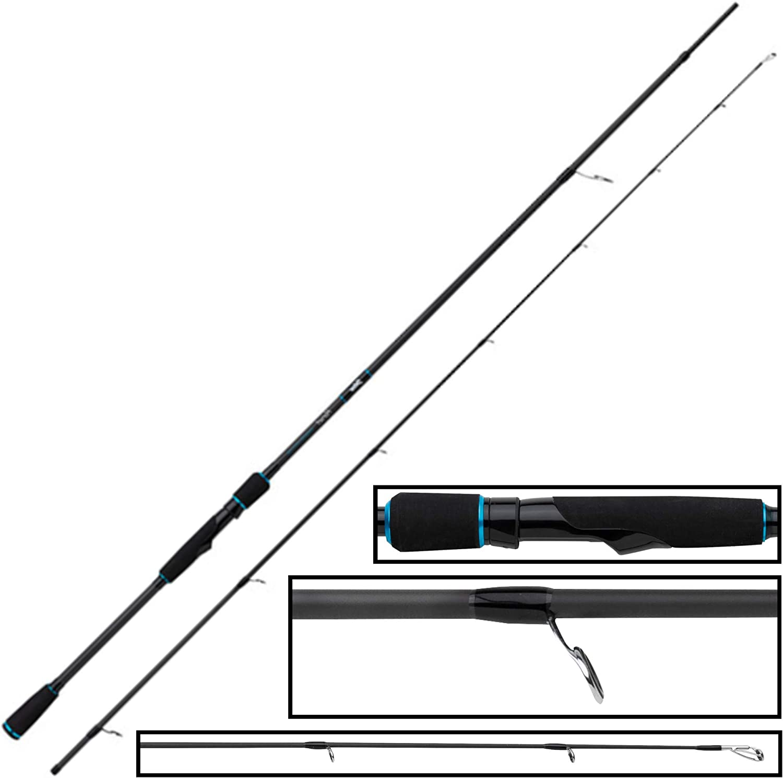 Salmo Hornet Pro Heavy - Caña de Pescar para lucios y luciopercas ...