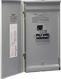 Reliance Controls TWB2006DR Panel/Link Transfer Panel (60A/200A)