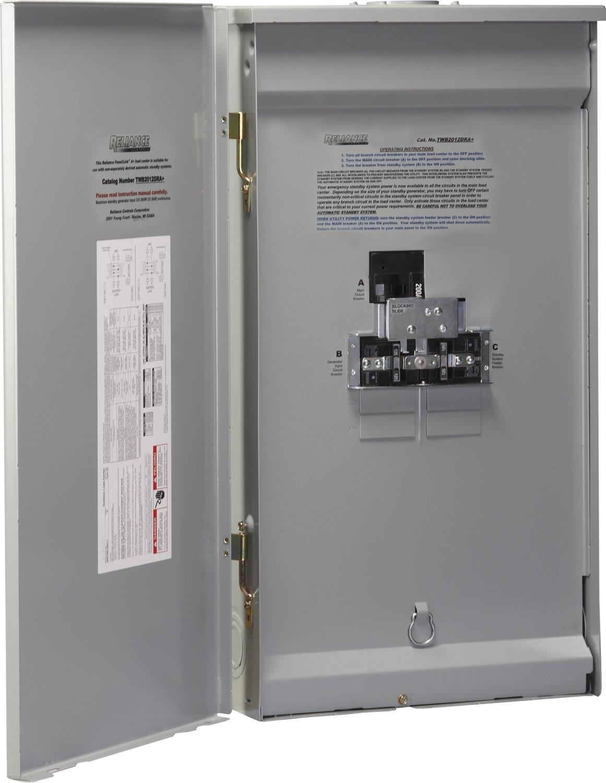 Outdoor Generator Transfer Switches | Amazon.com