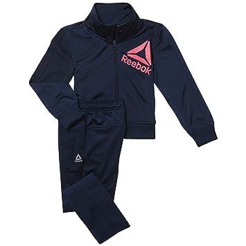 Reebok G Wor Tric TS Trainingsanzug, Mädchen, Blau – (Maruni