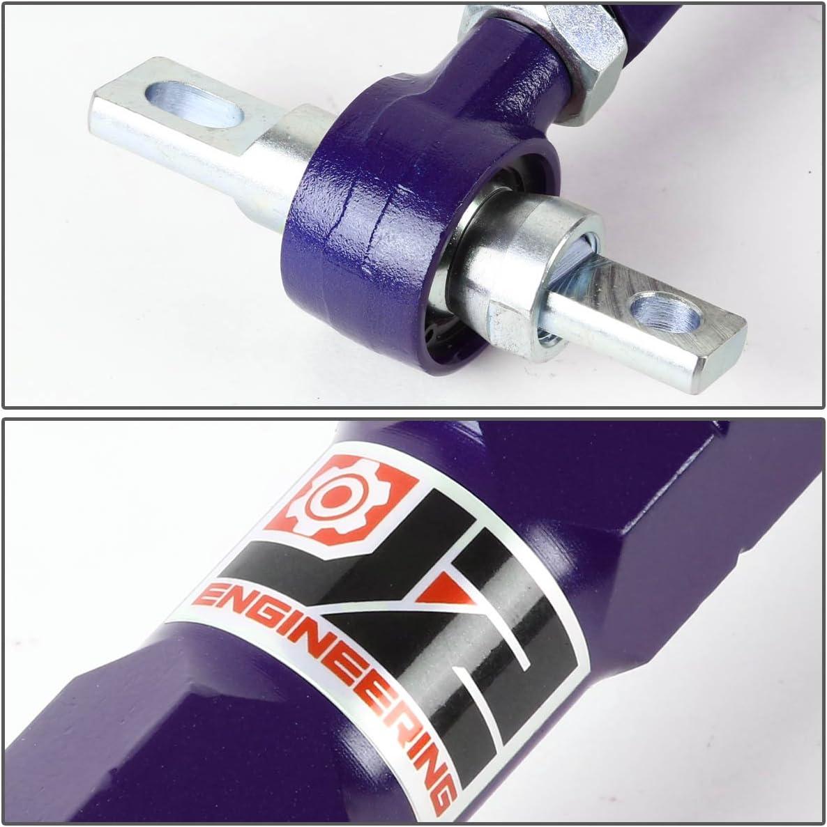 DNA Motoring J2 Engineering J2-CBK-F-HC88-T3-BL Rear Lower Camber Kit