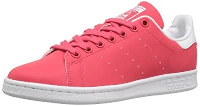 fc1cf5c6395 adidas Originals Women s Stan Smith Fashion Sneakers Running Shoe Core Pink  White