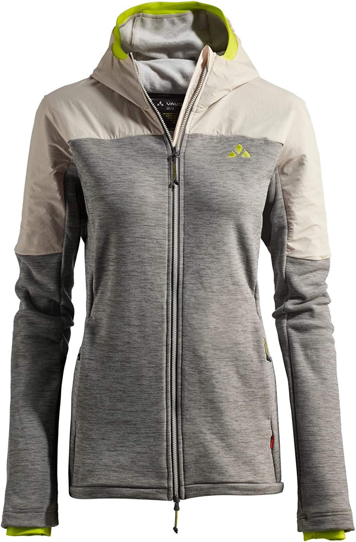 VAUDE Green Core Fleece Jacket Women Moondust 2020 Funktionsjacke