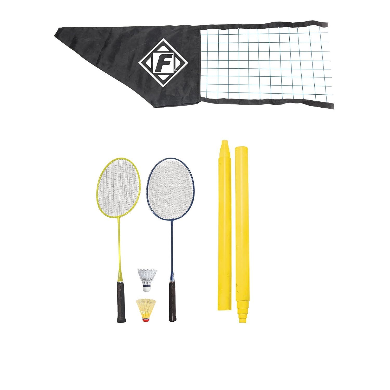 amazon com franklin sports quick set badminton set sports