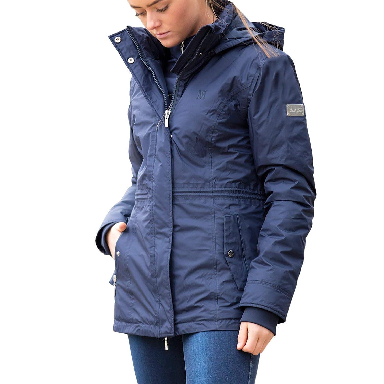 Navy L Mark Todd Short Jacket Waterproof Inga Ladies Jacket