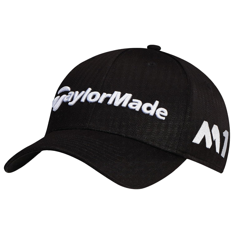 e46a1606cfe Taylormade Golf New Era 39Thirty Tour Stretch Fit Cap (M1 Psi ...