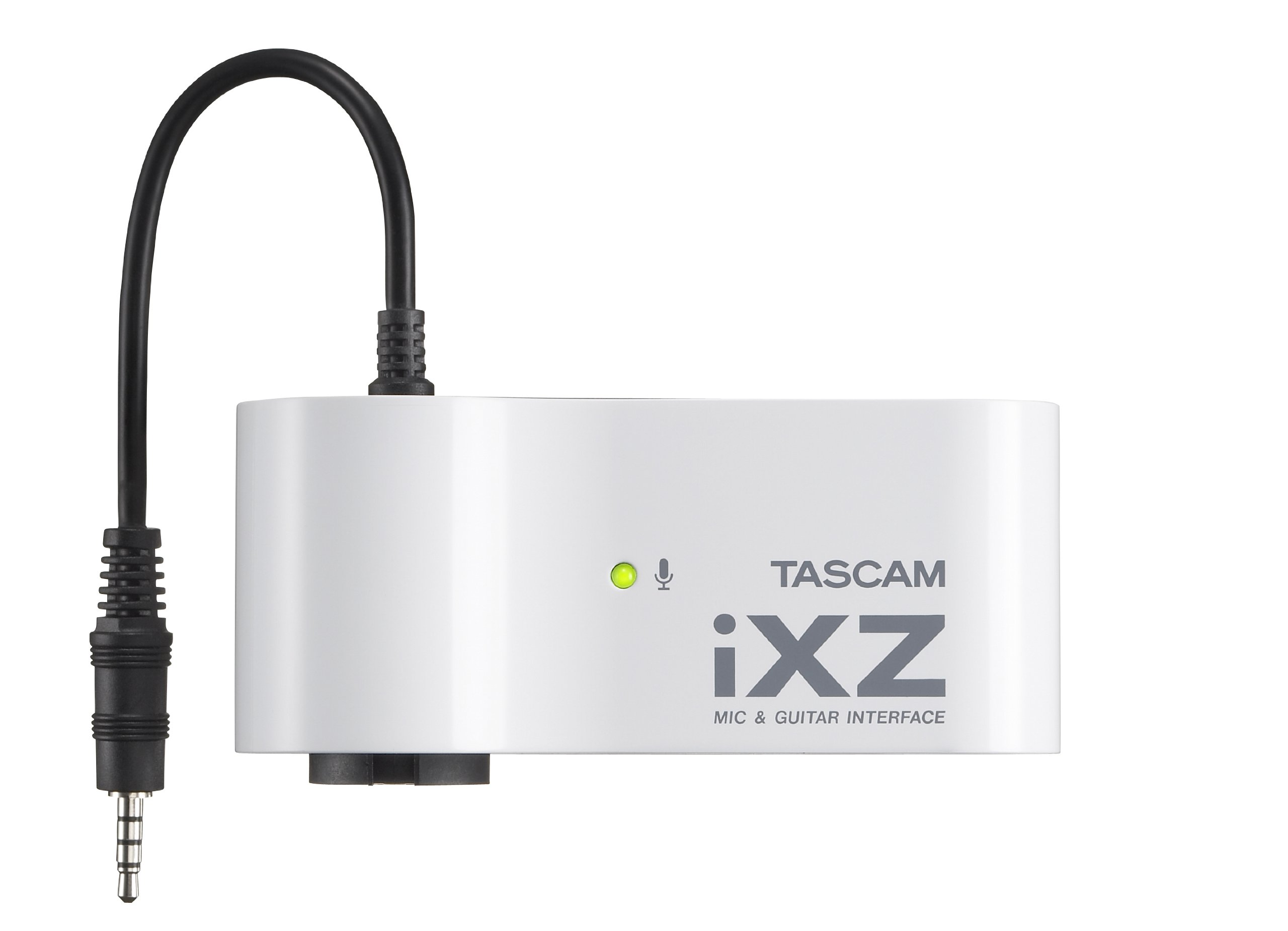 Tascam iXZ Mic & Instrument Interface for iPad/iPhone/iPod Touch