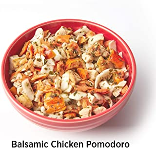 product image for Elements Food, Balsamic Chicken Pomodoro 10-Pack, Healthy Freeze Dried Food, Paleo Meals, Whole 30 on the go, Freedom Food, Macro Meals, Amazing Taste, Quick & Easy, Just Add Water