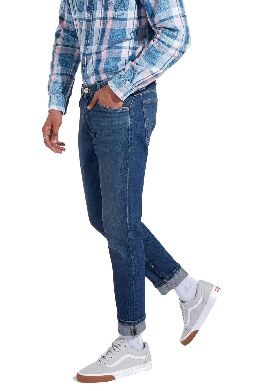 Wrangler Herren Larston Slim Jeans B07BM1J3YC Jeanshosen Überlegene Qualität Qualität Qualität 488316
