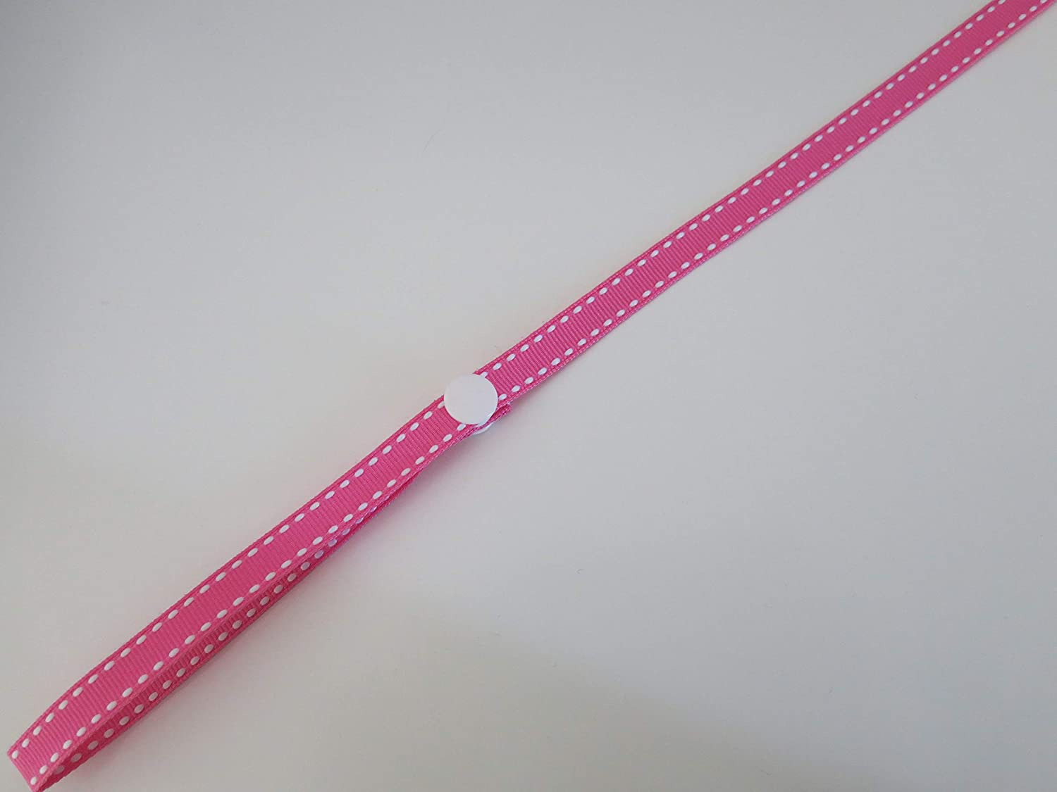 Chubby Cheeks Sophie The Giraffe Toy Harness Strap Saver Sitter Clip Pink Stitched