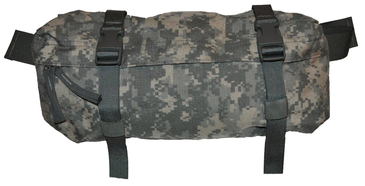 Military Outdoor Clothing Never Issued US GI Acu Molle Waist Pack