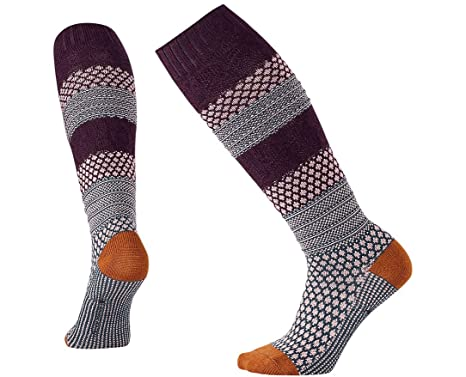 a425e06683d14 SmartWool Popcorn Cable Knee High Sock - Women's at Amazon Women's ...