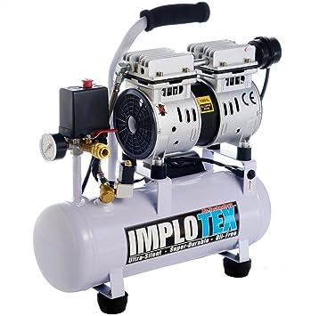 Sehr 480W Silent Flüsterkompressor Druckluftkompressor nur 48dB leise EH92