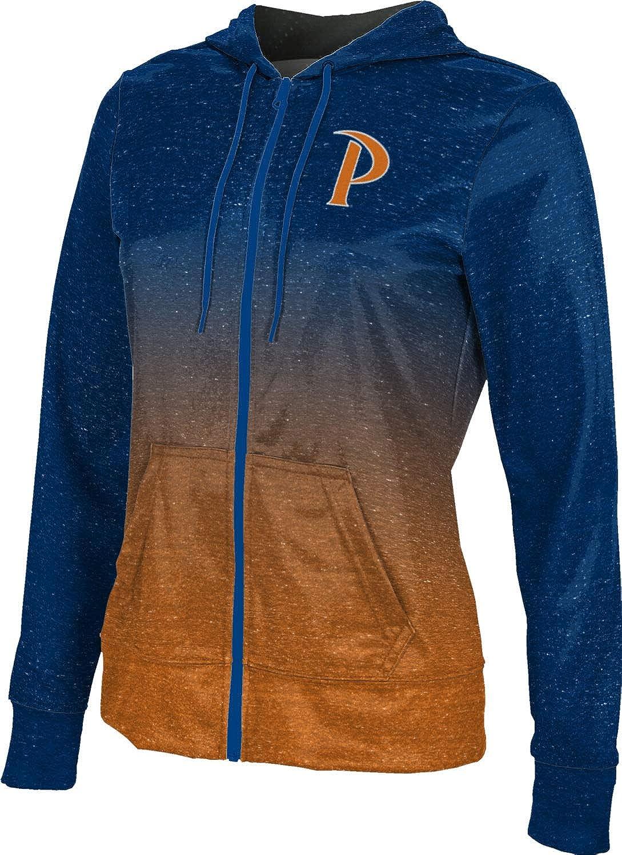 ProSphere Pepperdine University Girls' Zipper Hoodie, School Spirit Sweatshirt (Ombre)