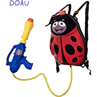 DOAU Water Gun Backpack Water Blaster Water Summer Outdoor Toys for Pool Beach Water Toys for Kids