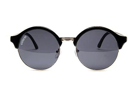 6d0b9203bde292 Catania Occhiali Sole - Nuova collezione - UV400 - Occhiali da Sole Tondi -  Collezione Donna