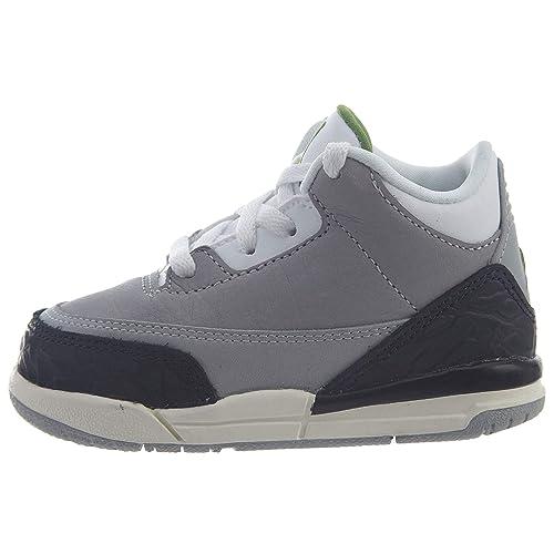 wholesale dealer e8d0e 2e2f6 Jordan 3 Retro (td) Toddler 832033-006 Size 7