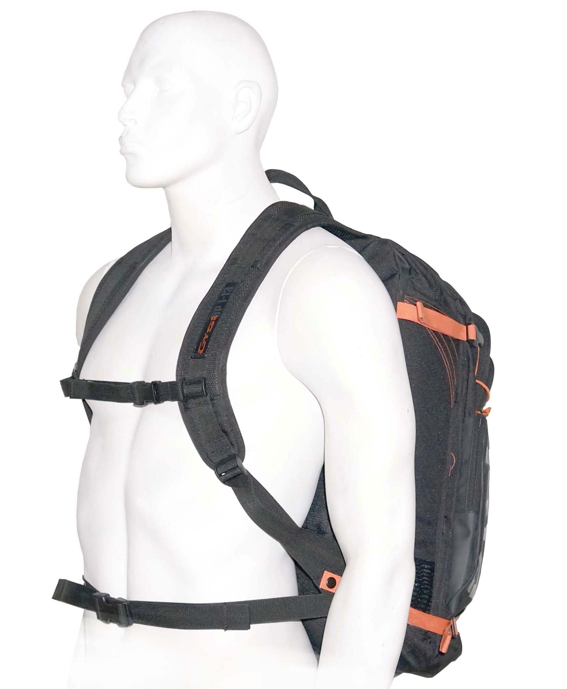 Gyst Concept Transition Bag Backpack