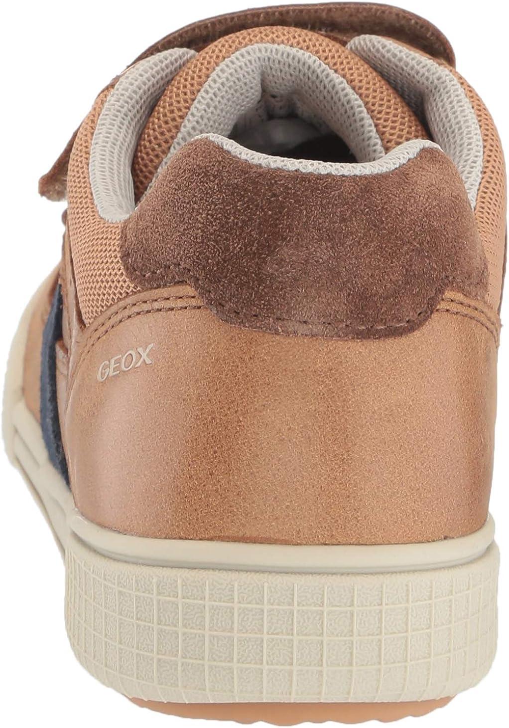 Geox J Poseido Boy A Sneakers Basses Gar/çon