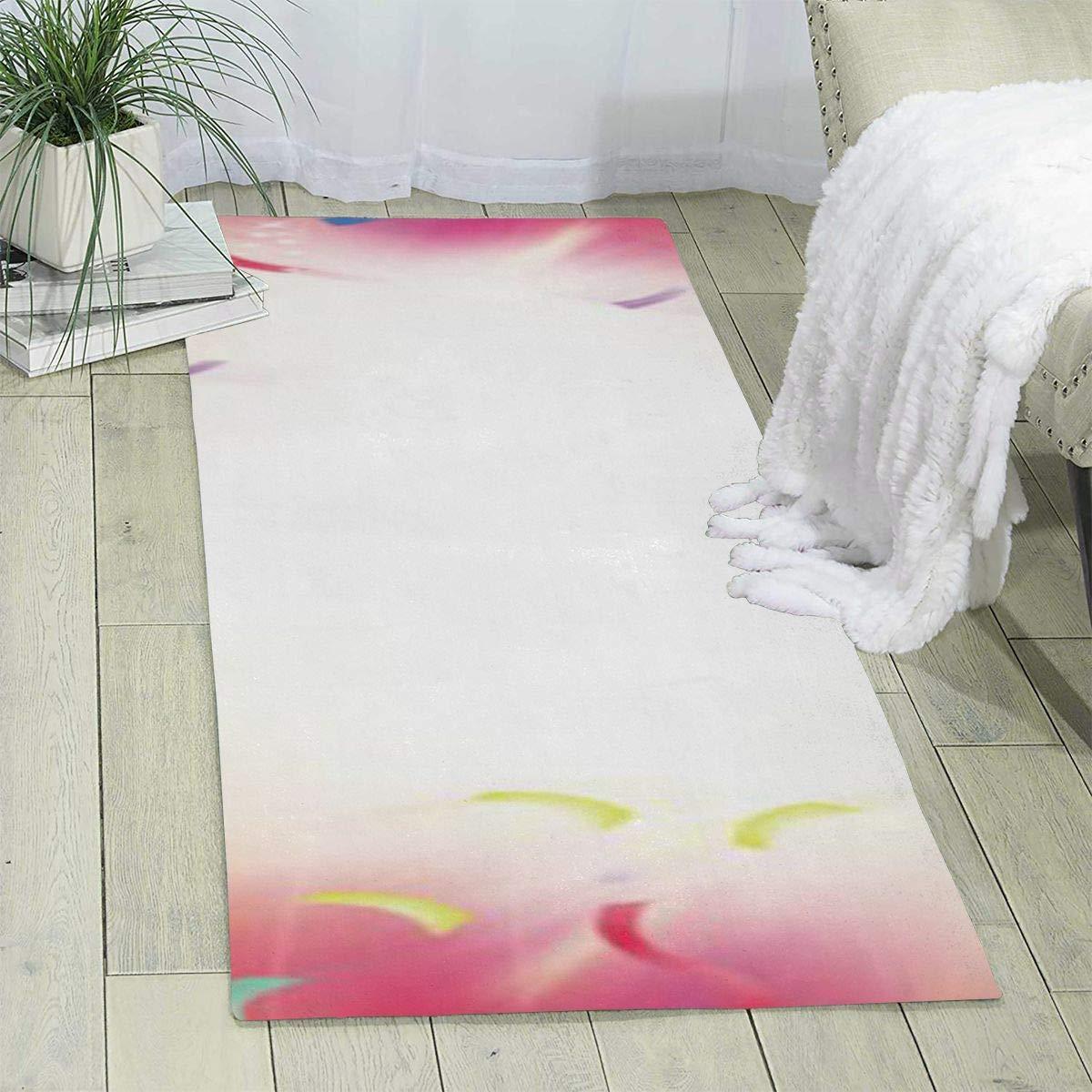 Amazon.com: Workout Mat for Yoga, Glare Background Print ...