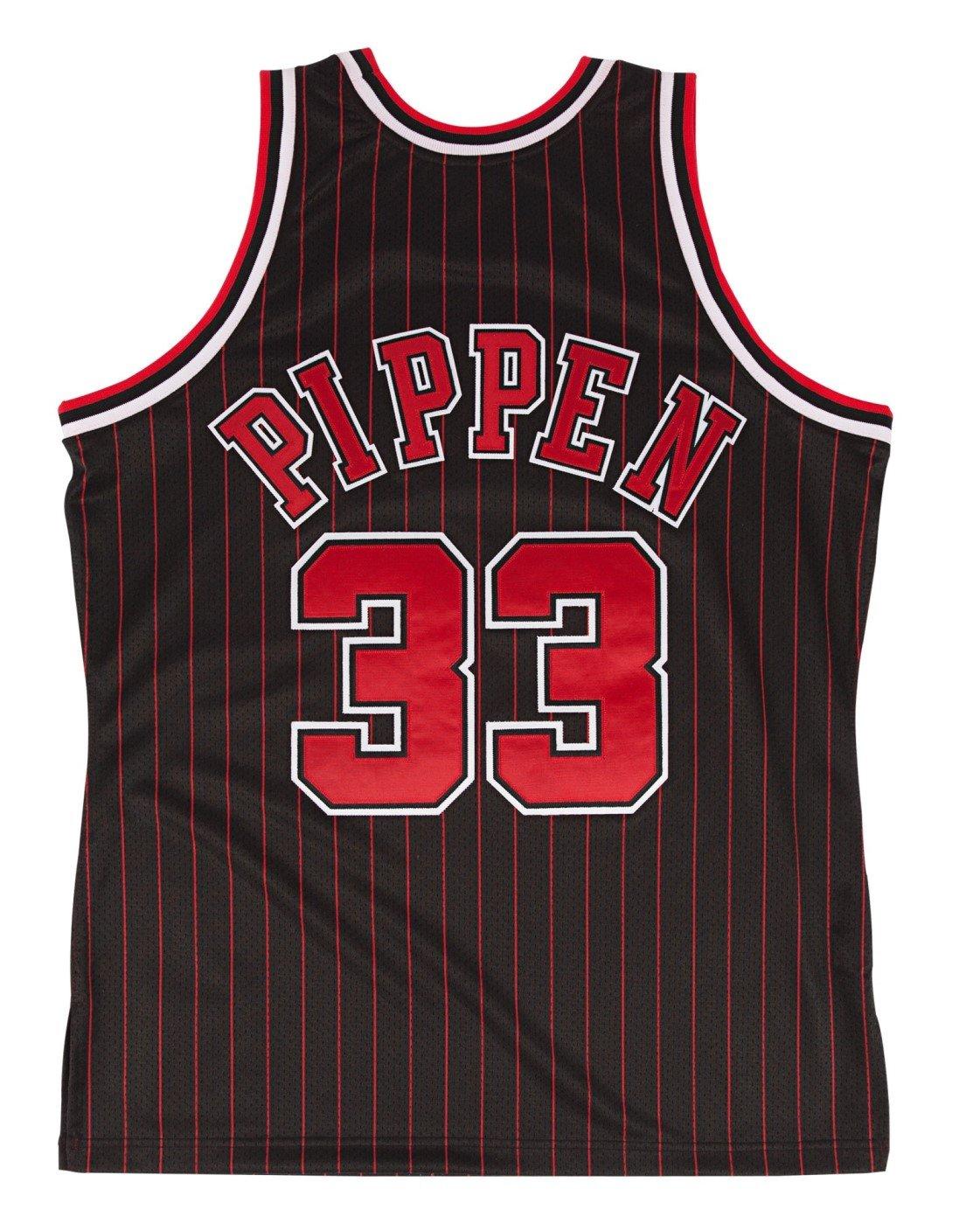 Mitchell & Ness Scottie Pippen Chicago Bulls NBA auténtico 1995 ...