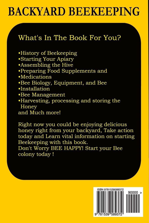 beekeeping backyard beekeeping essential beginners guide to
