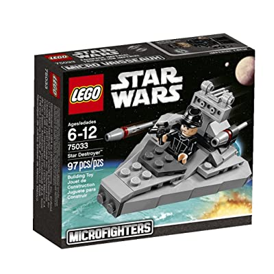 LEGO Star Wars 75033 Star Destroyer: Toys & Games