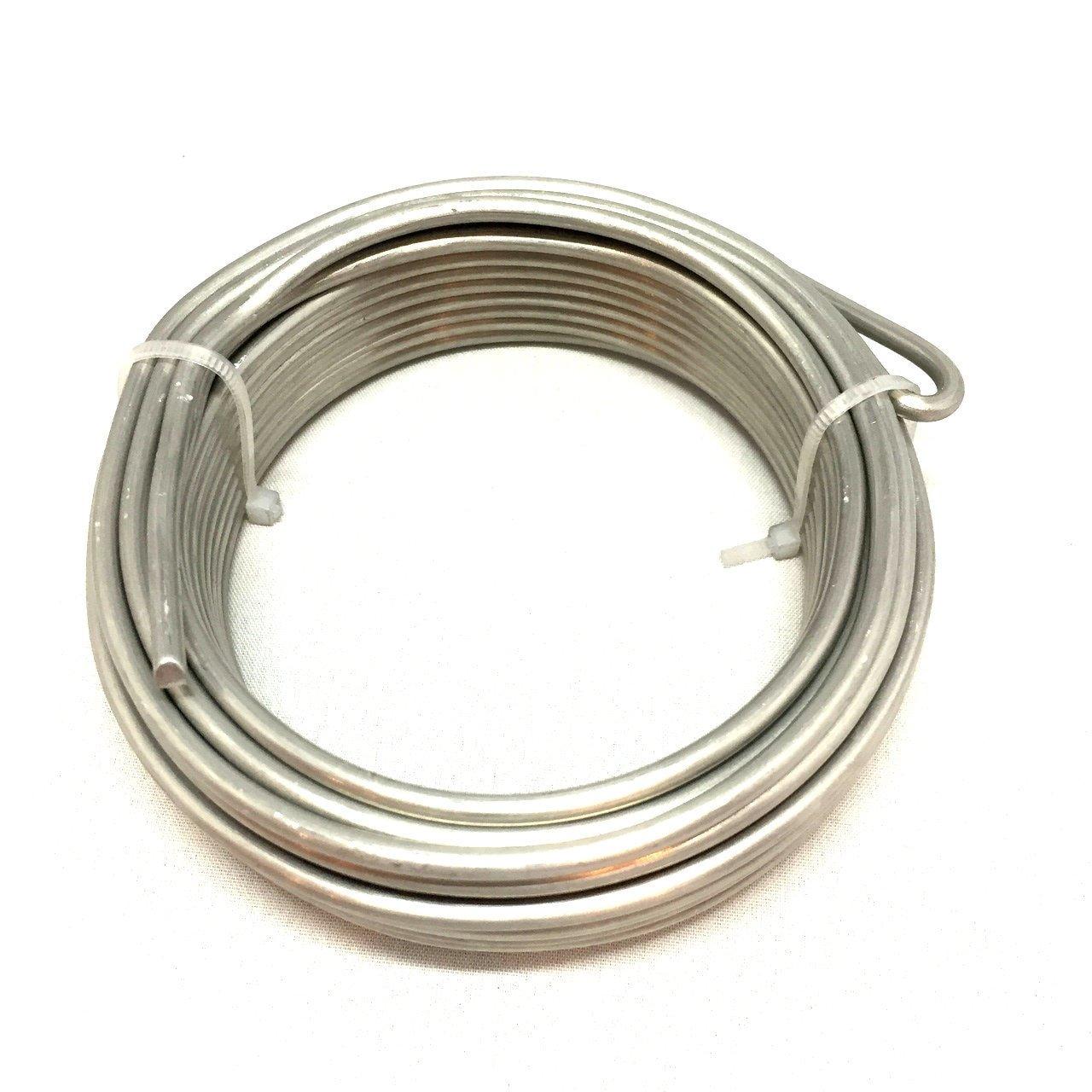Aluminium Wire 3mm x 7.5 meters