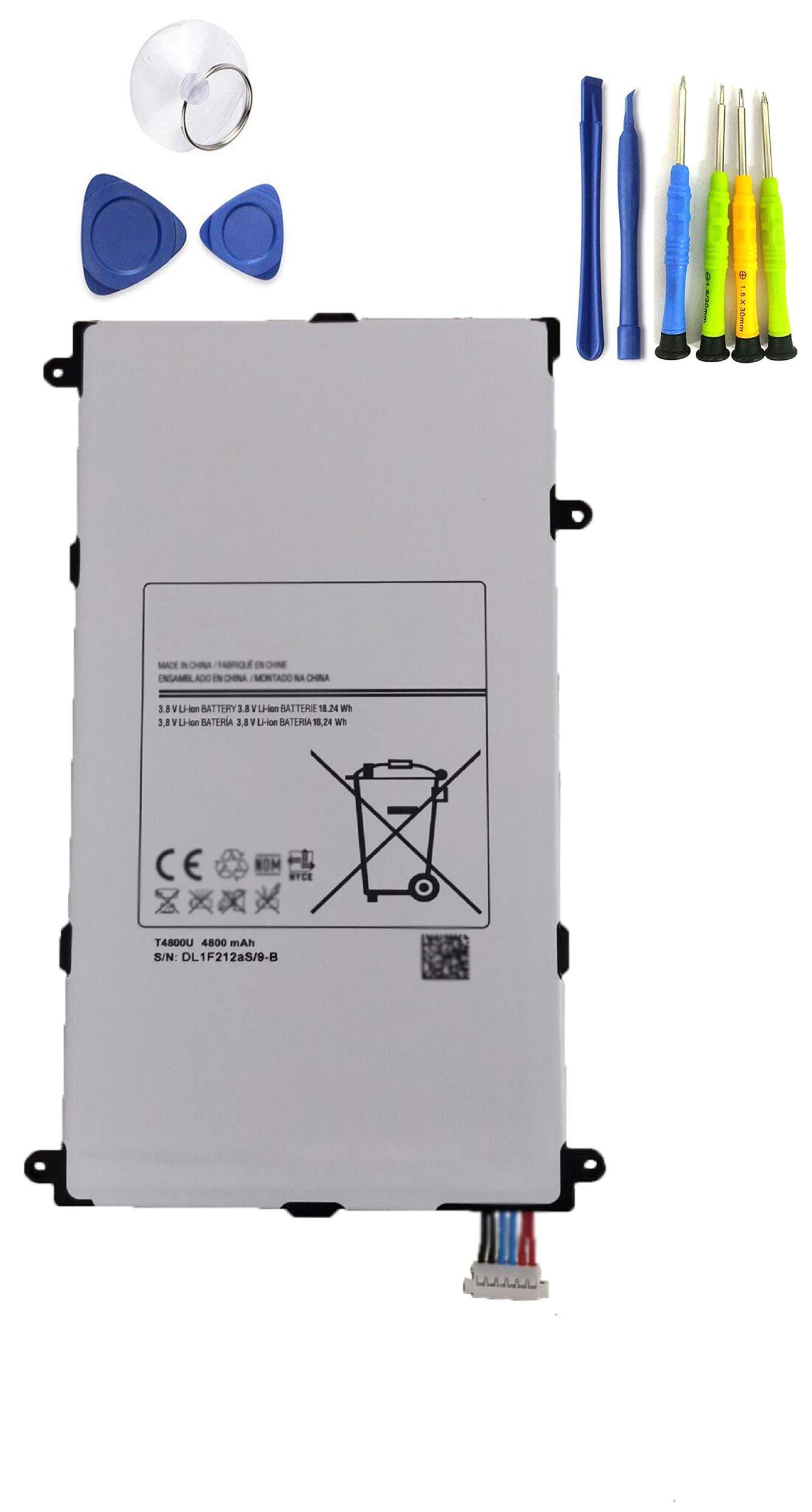 Bateria Tablet T4800U Galaxy Tab Pro 8.4 SM-T325 T320 T321 S