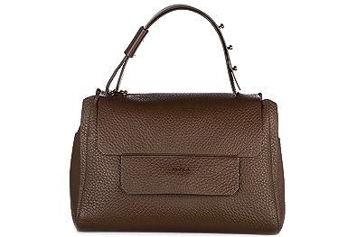 gebraucht - Lederhandtasche - Damen - Weiß - Leder Furla f9edHDHbG