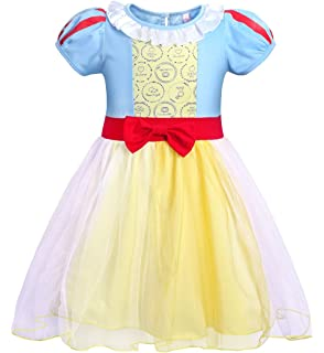 e509cae61 Tsyllyp Little Girls Princess Dress Holloween Cosplay Tutu Costumes ...