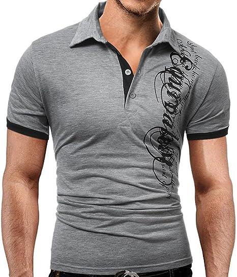 Ofertas, Deals, – Camiseta para Hombre ronamick Hombres Slim ...