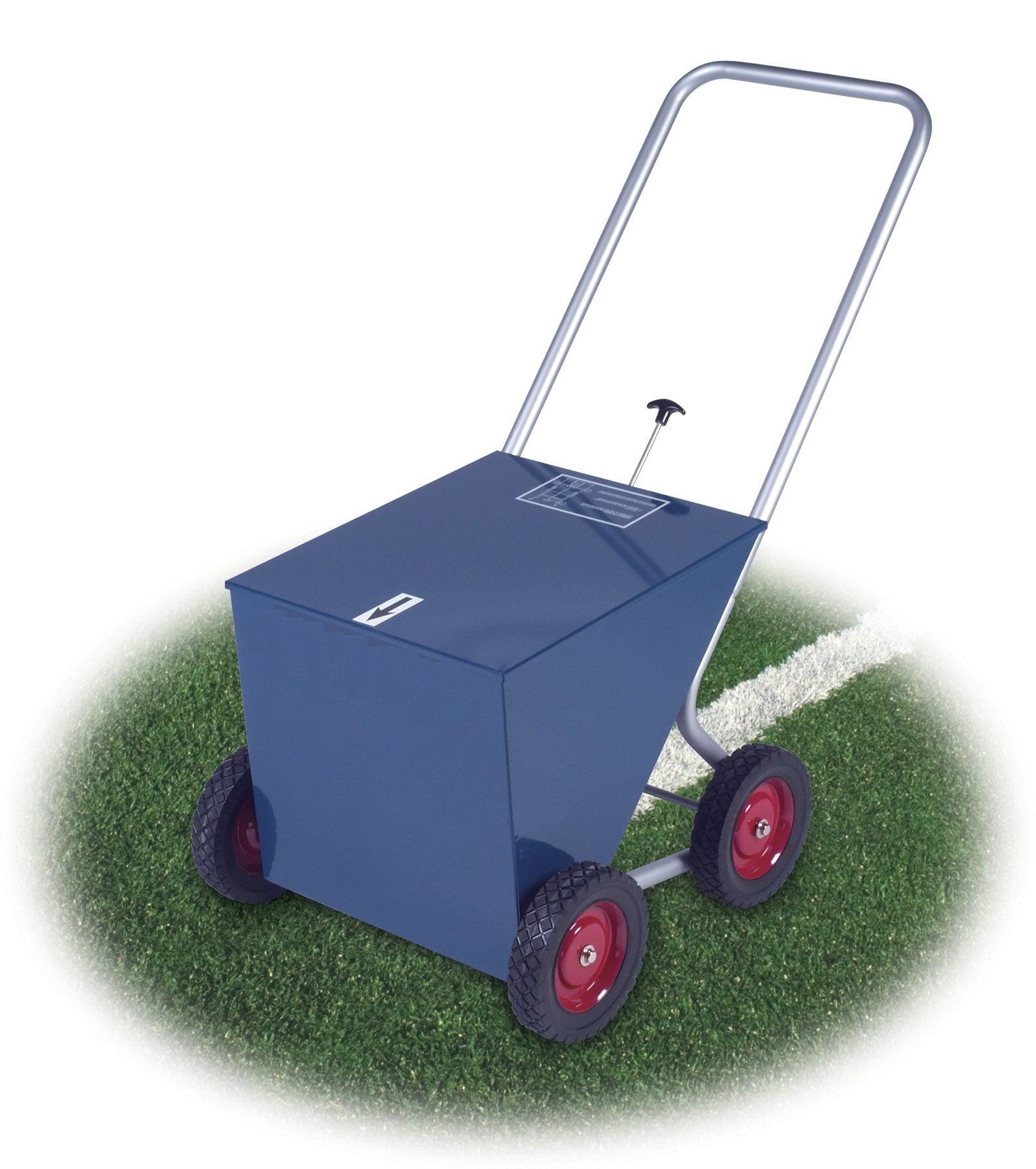 Bismarck 50 lb baseball softball football soccer parks & rec you name it field marker. Includes 10 year warranty.