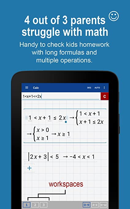 Amazon.com: Graphing Calculator by Mathlab (PRO): Appstore for Android