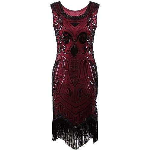 Plus Size Flapper Dresses Amazon