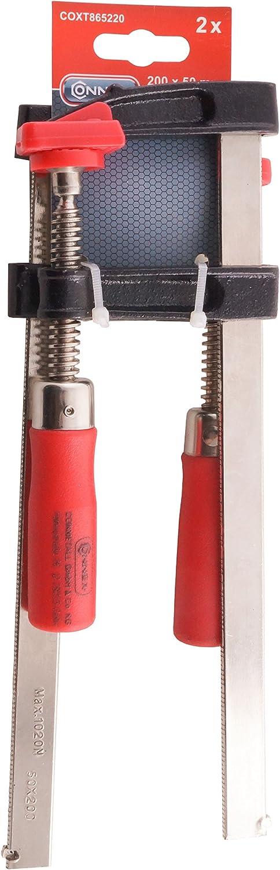 200x50mm Connex COXT865220 Sargento de Barra