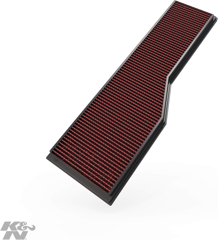 33-2786 K/&N Panel Air Filter FOR PORSCHE 911 996