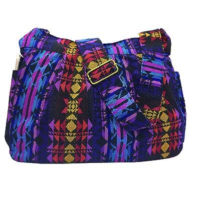 Amazon.com  Casual Ladies Women Large Durable Fabric Cross Body Hobo  Shoulder Messenger Bag Travel Purse Wallet Handbag Tote Bag(Multiple  color)  Shoes e300451089983