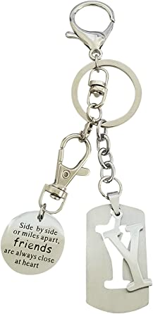 AM Landen Super Cute Letter A Key chain Best Gift Keychain to Your Love …