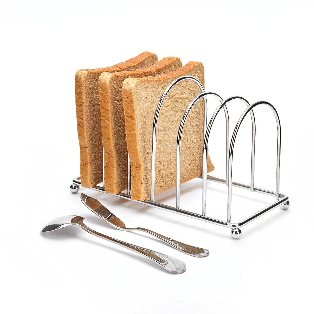 PINK inscriptions Chrome 6 SLICE Toast Rack New Year discount. by PIKN inscriptions (Image #3)