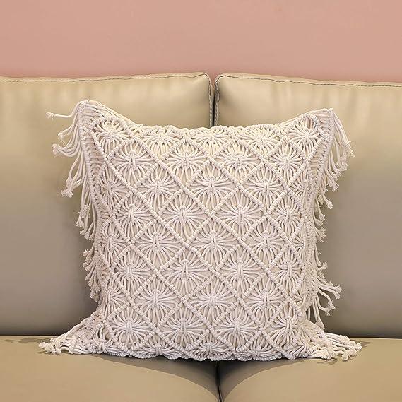 Demori Mihir Decorative Pillow Cream