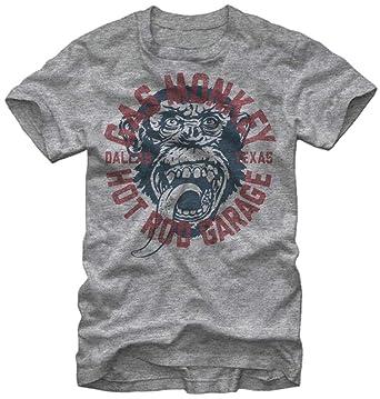 cb0be40a Amazon.com: Fifth Sun Gas Monkey Garage Dallas Texas Monkey Business ...