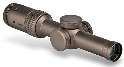 Vortex Optics Razor HD Gen II-E 1-6x24 SFP Riflescope JM-1 BDC